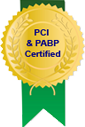 PCI and PABP Certified